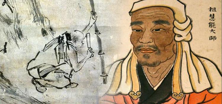 Huineng - Il sesto patriarca